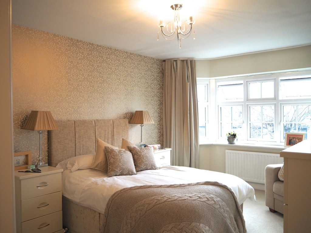 Best ideas about Bedroom Colors Ideas . Save or Pin 19 Blissful Bedroom Colour Scheme Ideas The LuxPad Now.