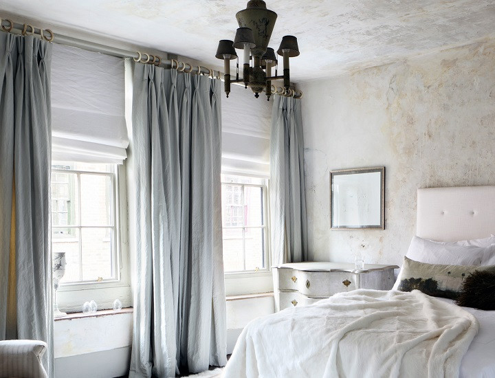 Best ideas about Bedroom Curtains Ideas . Save or Pin Modern and creative curtain ideas for your home Now.