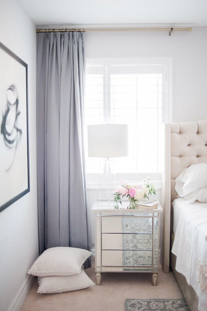 Best ideas about Bedroom Curtains Ideas . Save or Pin 20 best ideas about Bedroom Curtains on Pinterest Now.