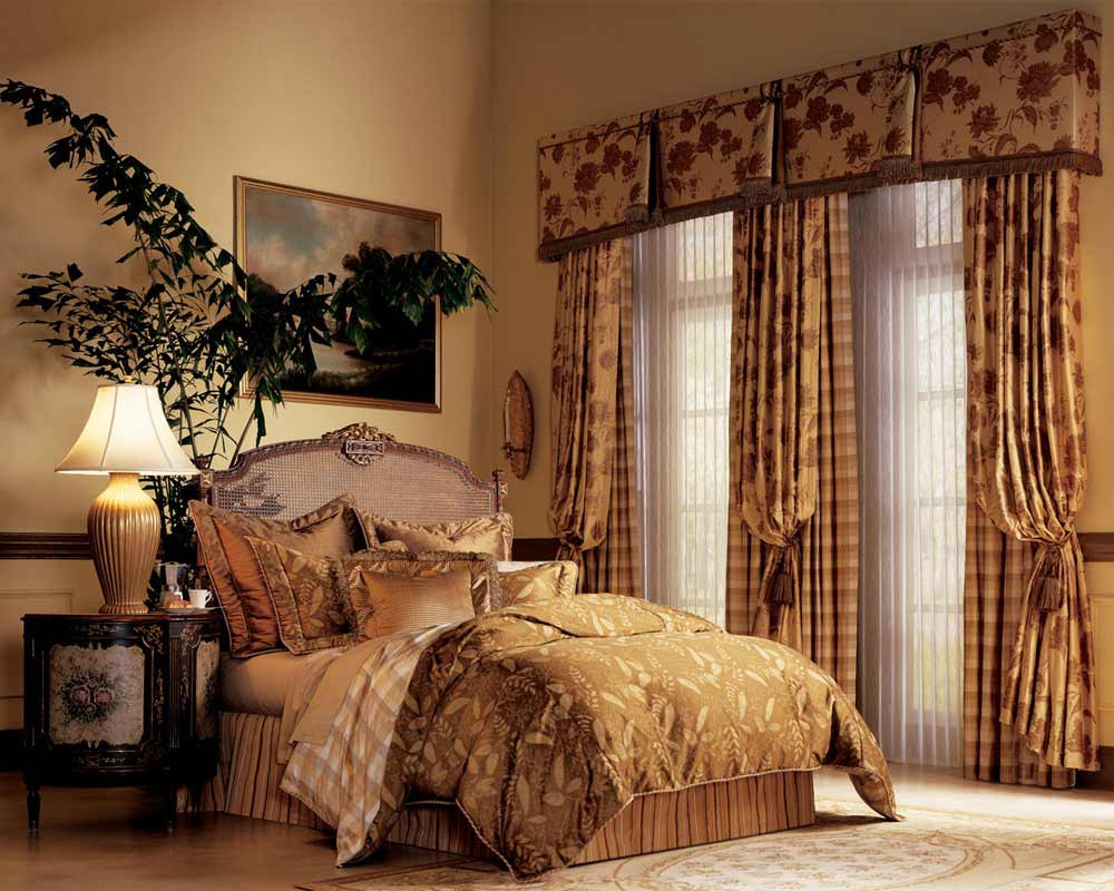 Best ideas about Bedroom Curtains Ideas . Save or Pin Curtain Styles For Bedrooms Now.