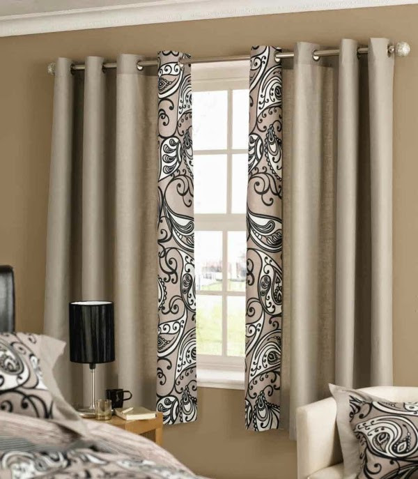 Best ideas about Bedroom Curtains Ideas . Save or Pin 10 Cool ideas for bedroom curtains for warm interior 2017 Now.