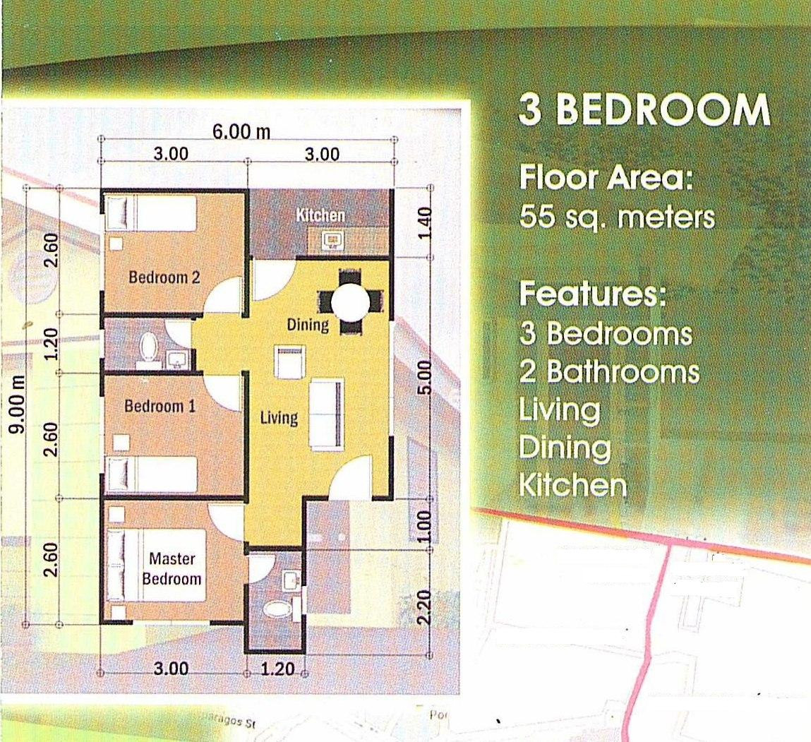 Best ideas about Bedroom Floor Plan . Save or Pin East Homes Mansilingan Now.
