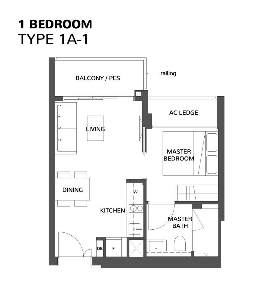 Best ideas about Bedroom Floor Plan . Save or Pin The Wisteria Wisteria at Yishun Avenue 4 Condo Now.