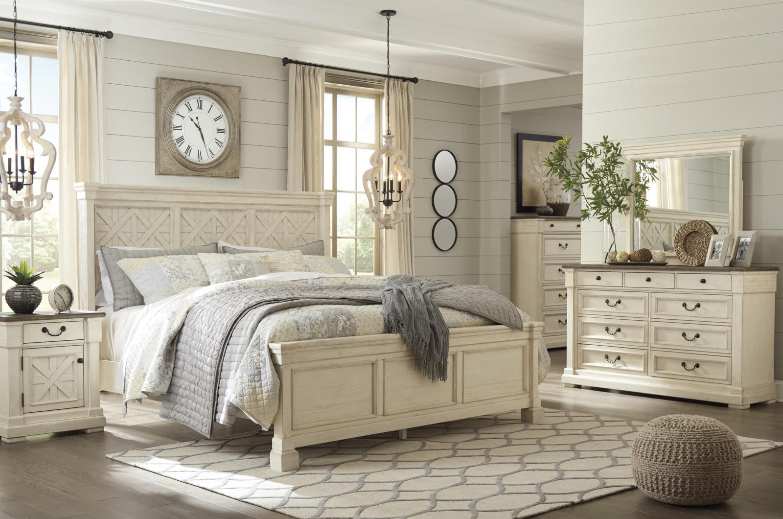Best ideas about Bedroom Furniture Discounts . Save or Pin Bolanburg 4 Piece Panel Bedroom Set Now.