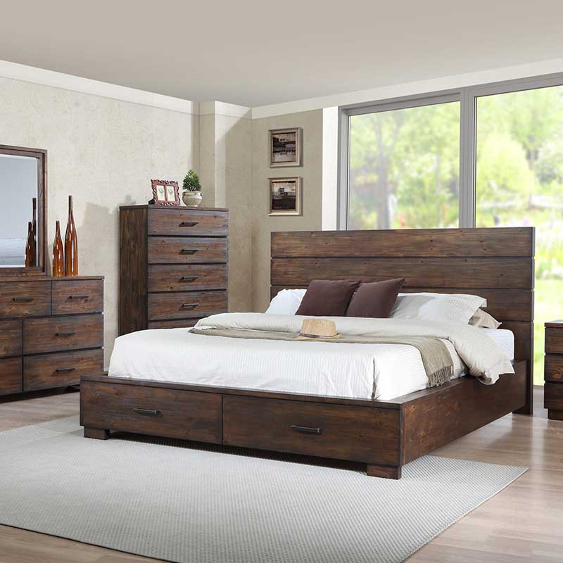 Best ideas about Bedroom Furniture Discounts . Save or Pin Cranston Bedroom Set The Furniture Shack Now.