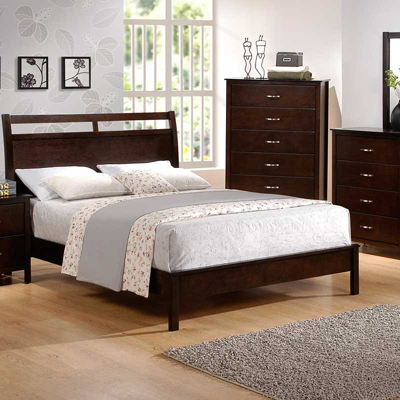 Best ideas about Bedroom Furniture Discounts . Save or Pin Ian Bedroom Set The Furniture Shack Now.