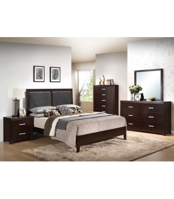 Best ideas about Bedroom Furniture Discounts . Save or Pin 4 PC Queen Size Bedroom Set by Ajay Collection US Now.