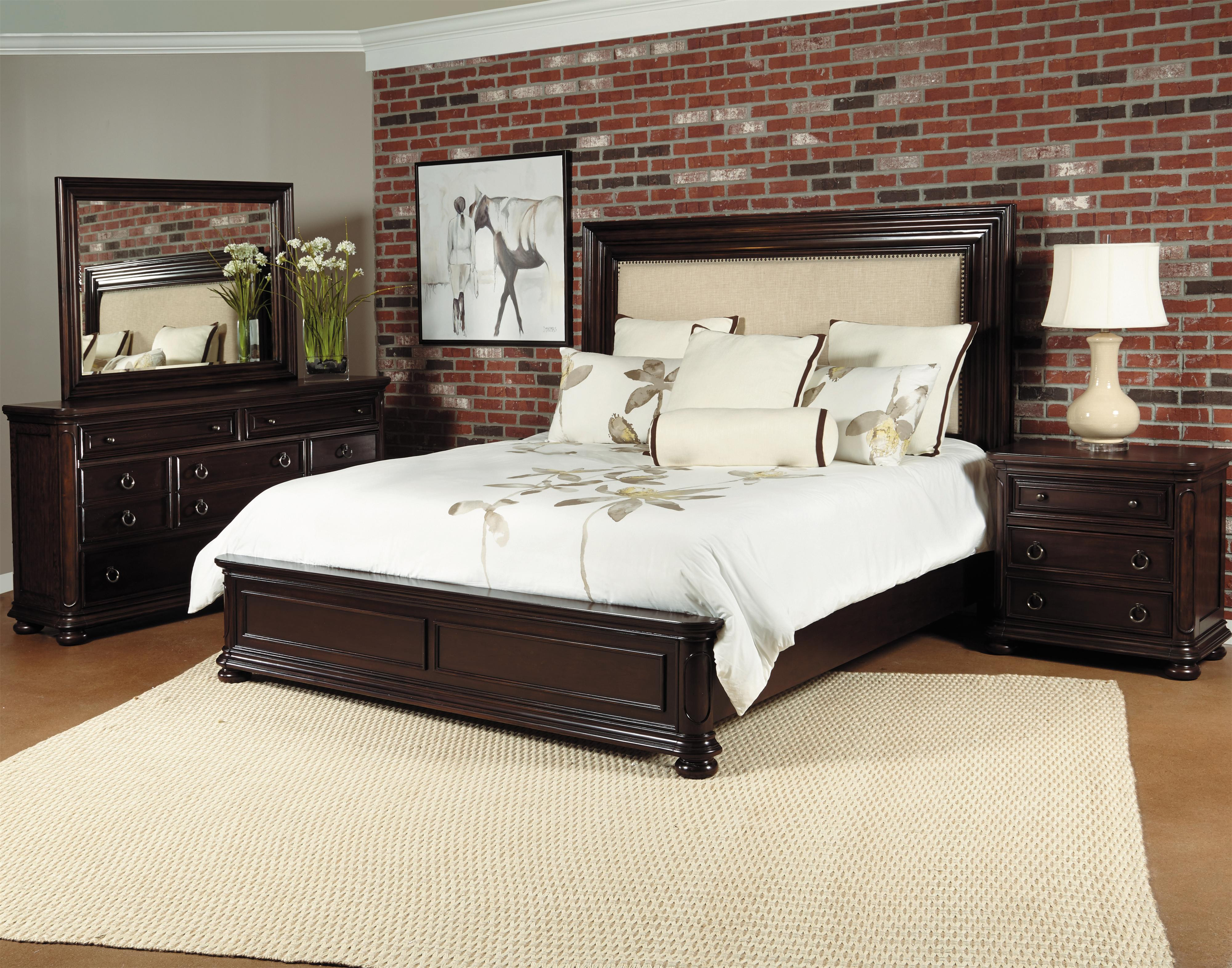Best ideas about Bedroom Furniture Discounts . Save or Pin Samuel Lawrence Furniture Chandler Low Profile Bedroom Set Now.