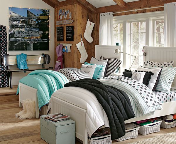 Best ideas about Bedroom Ideas For Teenage Girls . Save or Pin 50 Room Design Ideas for Teenage Girls Style Motivation Now.