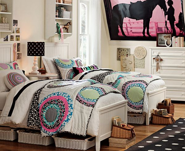 Best ideas about Bedroom Ideas For Teenage Girls . Save or Pin 90 Cool Teenage Girls Bedroom Ideas Now.