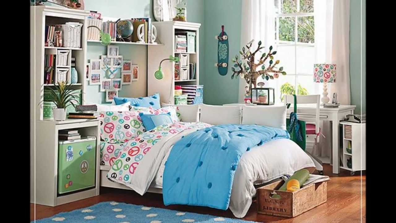 Best ideas about Bedroom Ideas For Teenage Girls . Save or Pin Teen Bedroom Ideas Designs For Girls Now.