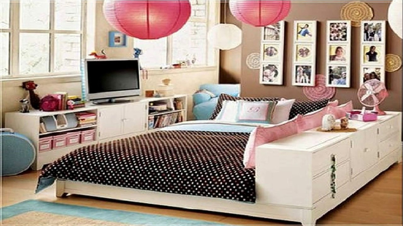Best ideas about Bedroom Ideas For Teenage Girls . Save or Pin 28 Cute Bedroom Ideas for Teenage Girls Room Ideas Now.