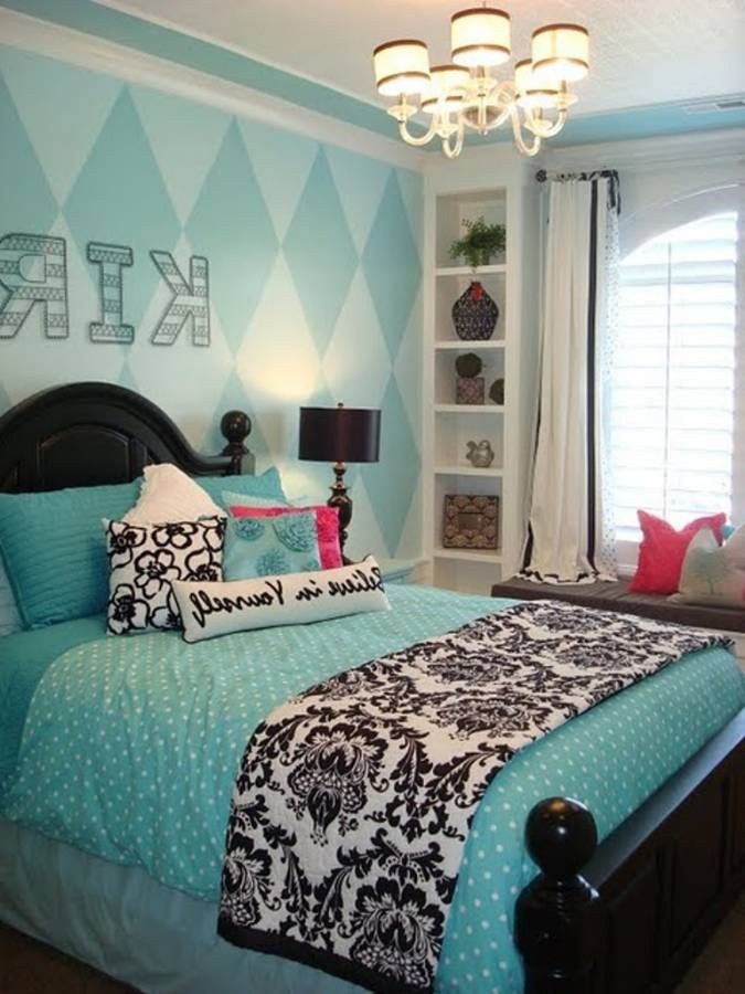 Best ideas about Bedroom Ideas For Teenage Girls . Save or Pin 30 Smart Teenage Girls Bedroom Ideas DesignBump Now.