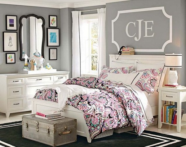 Best ideas about Bedroom Ideas For Teenage Girls . Save or Pin 40 Beautiful Teenage Girls Bedroom Designs For Now.
