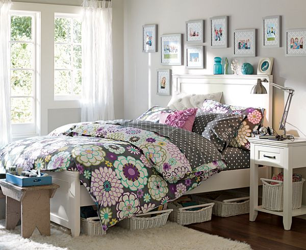Best ideas about Bedroom Ideas For Teenage Girls . Save or Pin 55 Room Design Ideas for Teenage Girls Now.