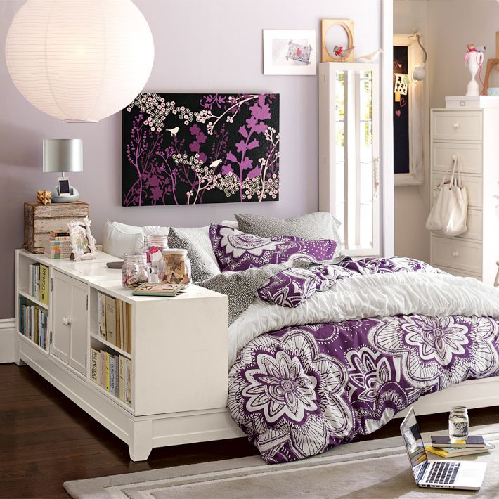 Best ideas about Bedroom Ideas For Teenage Girls . Save or Pin Home Quotes Stylish teen bedroom ideas for girls Now.