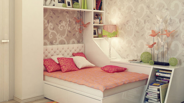 Best ideas about Bedroom Ideas For Teenage Girls . Save or Pin 20 Stylish Teenage Girls Bedroom Ideas Now.