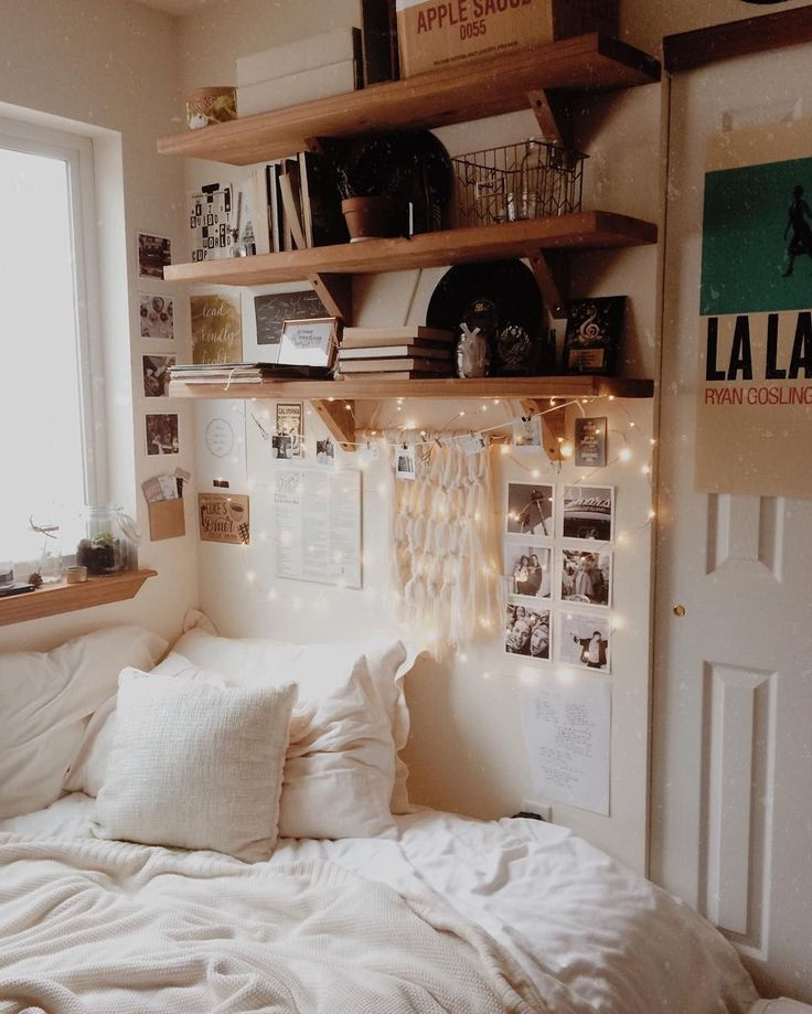 Best ideas about Bedroom Ideas Tumblr . Save or Pin 14 Ways To Make Your Room A fy Cozy Safe Haven Now.