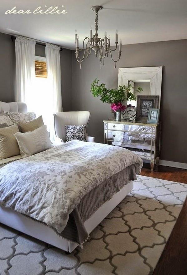 Best ideas about Bedroom Paint Color Ideas . Save or Pin Master Bedroom Paint Color Ideas Day 1 Gray For Now.