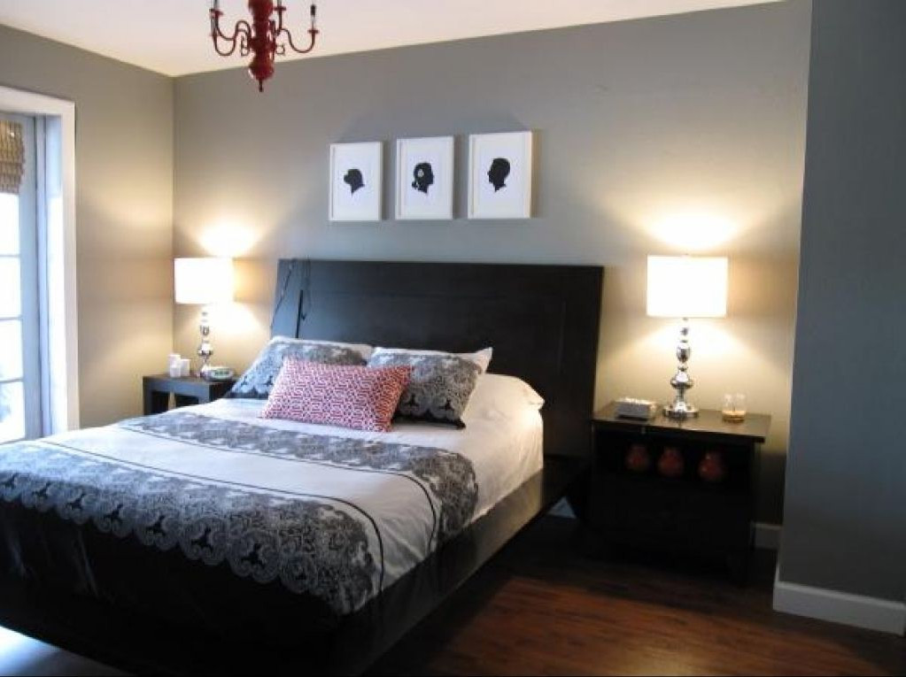 Best ideas about Bedroom Paint Color Ideas . Save or Pin Peaceful with Master Bedroom Paint Colors — NHfirefighters Now.
