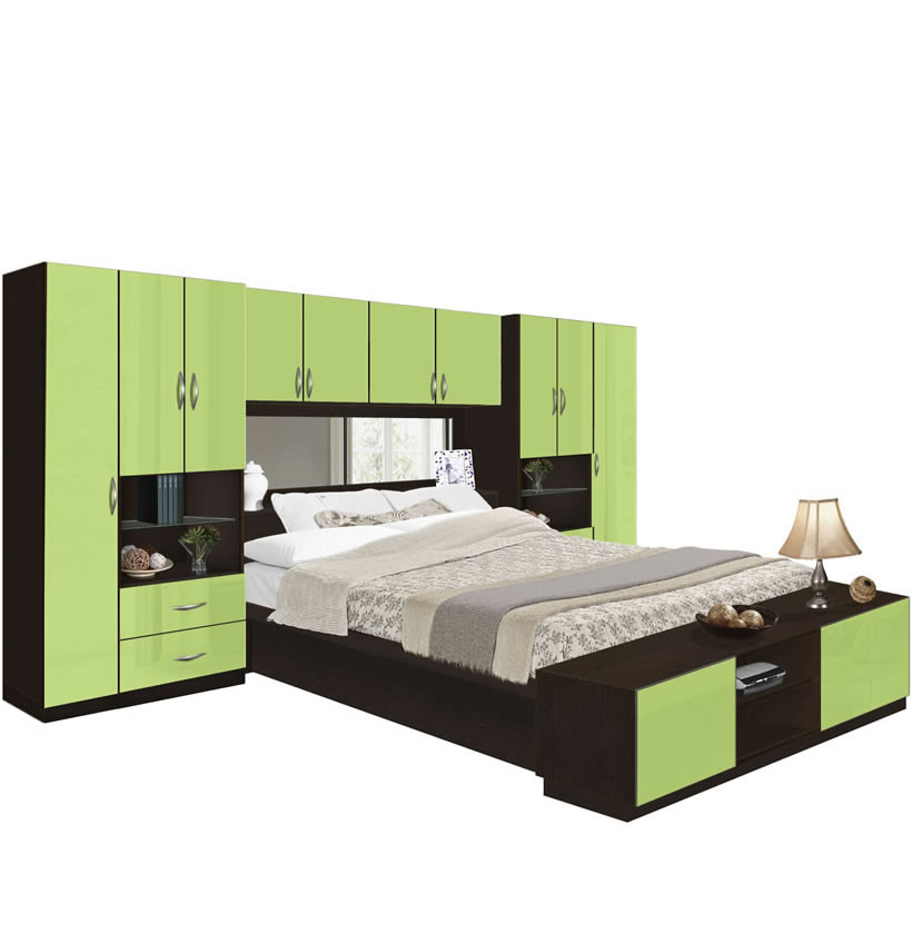 Best ideas about Bedroom Storage Cabinets . Save or Pin Lincoln Pier Wall Bedroom with Storage Cabinets Now.
