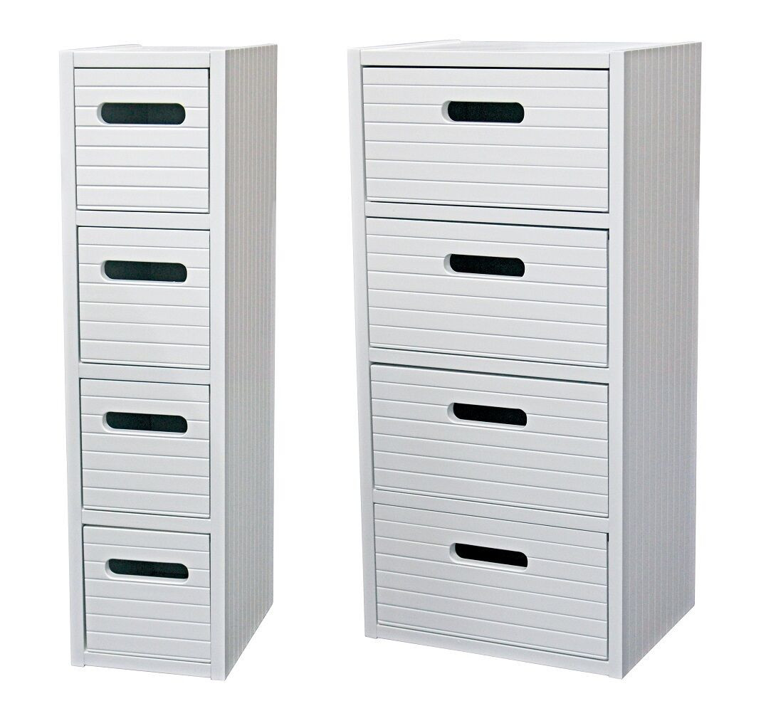 Best ideas about Bedroom Storage Cabinets . Save or Pin WHITE WOODEN FREESTANDING BATHROOM VANITY DRAWER BEDROOM Now.
