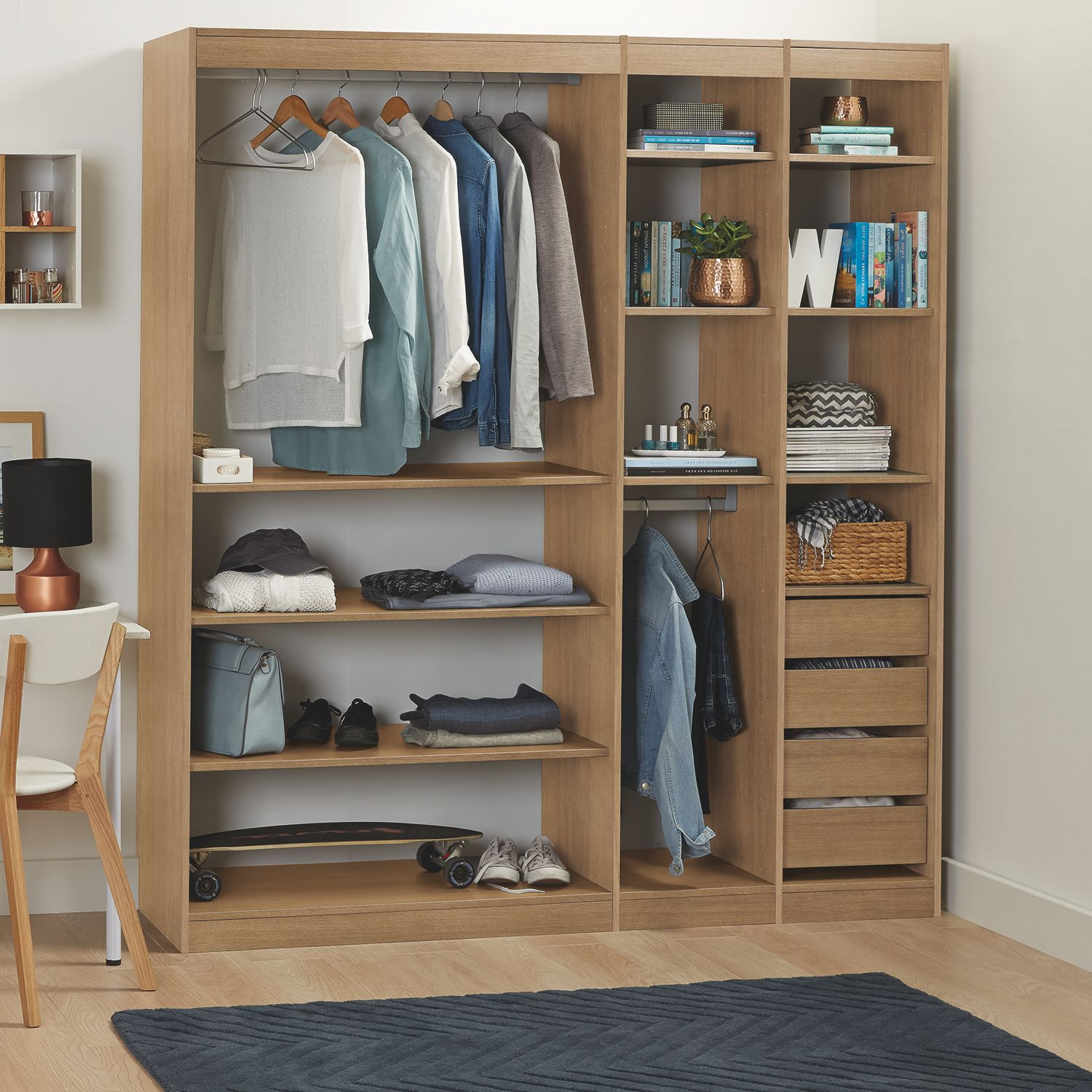 Best ideas about Bedroom Storage Cabinets . Save or Pin Bedroom Wardrobe Storage Cabinet bedroom wardrobe systems Now.