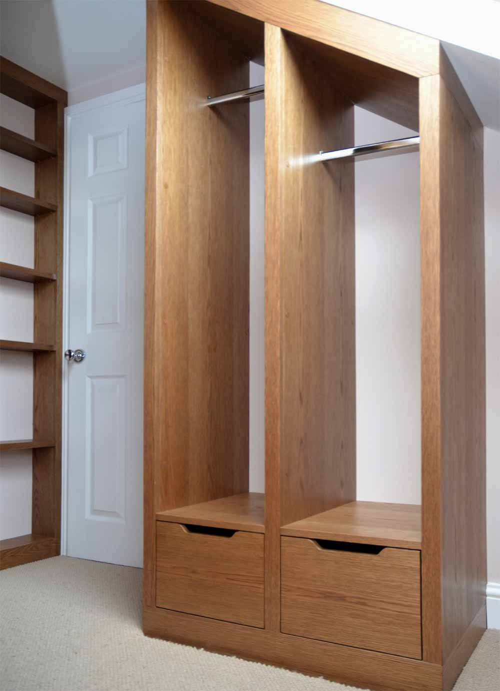 Best ideas about Bedroom Storage Cabinets . Save or Pin Wardrobe Storage Cabinets Now.