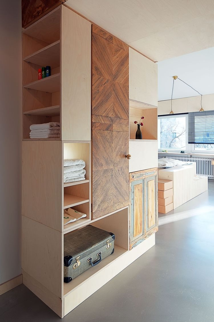 Best ideas about Bedroom Storage Cabinets . Save or Pin 5 Modern Bedrooms Now.