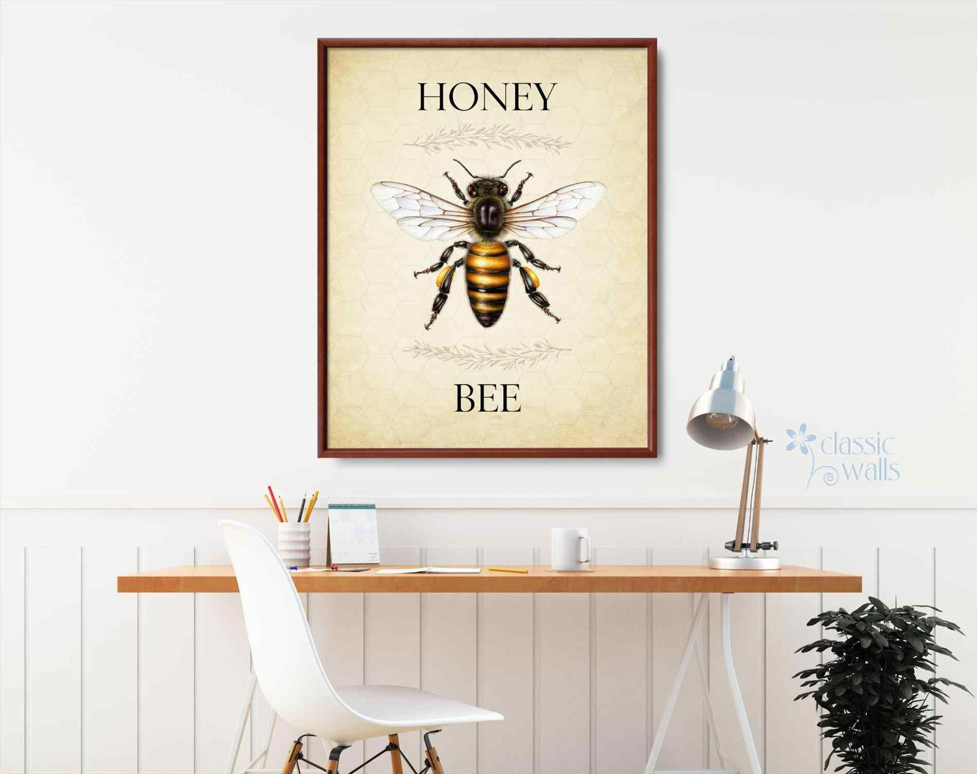 Best ideas about Bee Kitchen Decor . Save or Pin Honey Bee Kitchen Decor Now.