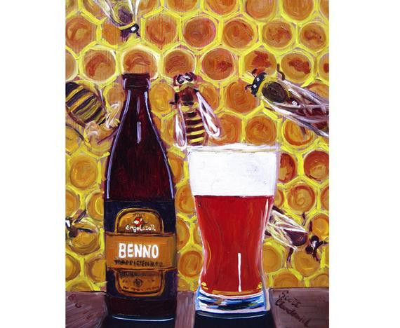 Best ideas about Bee Kitchen Decor . Save or Pin Honey Bee Kitchen Decor Benno Trappistenbier by Now.
