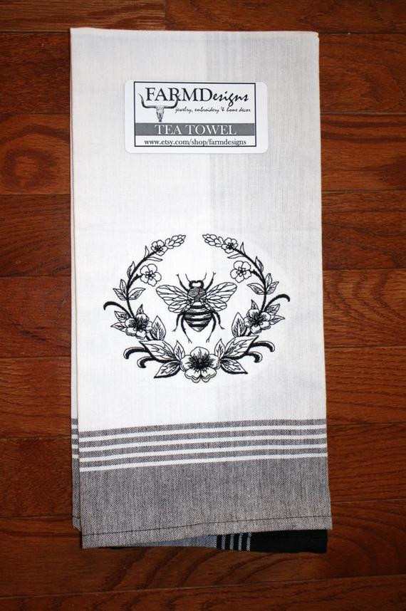 Best ideas about Bee Kitchen Decor . Save or Pin napoleonic bee kitchen towel bee kitchen towel bee with Now.