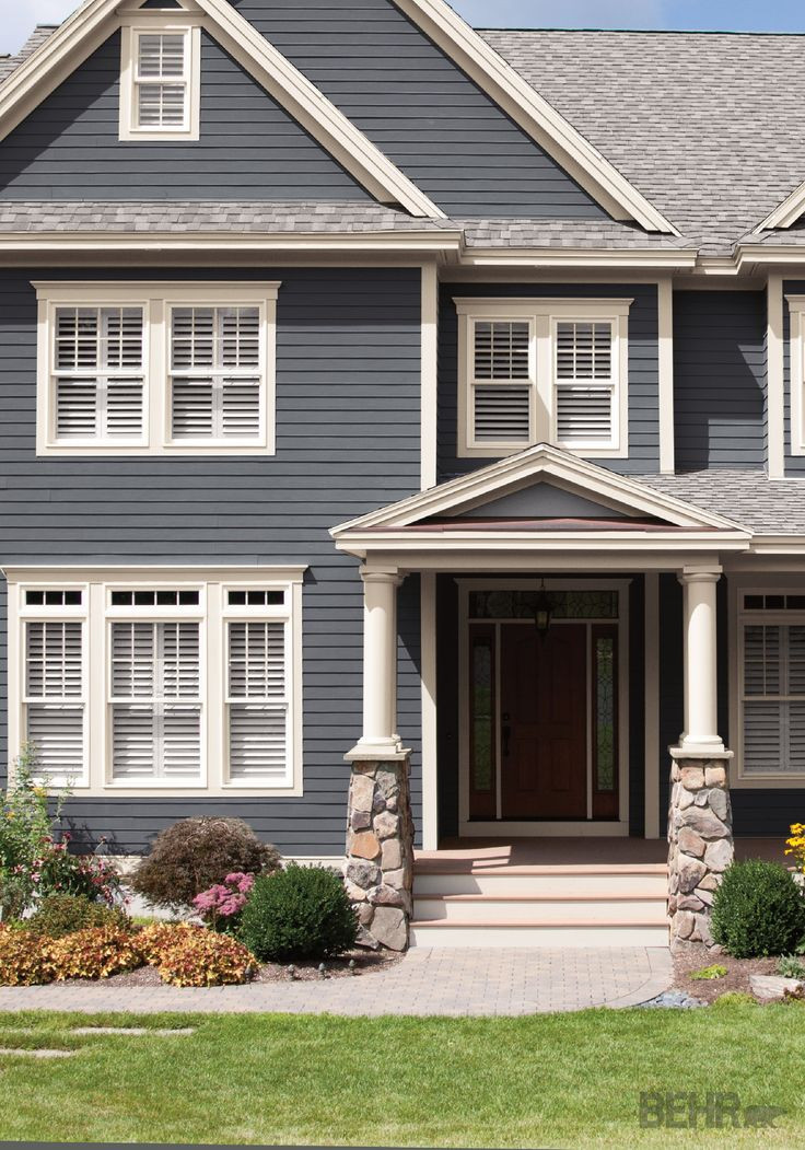 Best ideas about Behr Exterior Paint Colors . Save or Pin 25 best ideas about Behr exterior paint colors on Now.