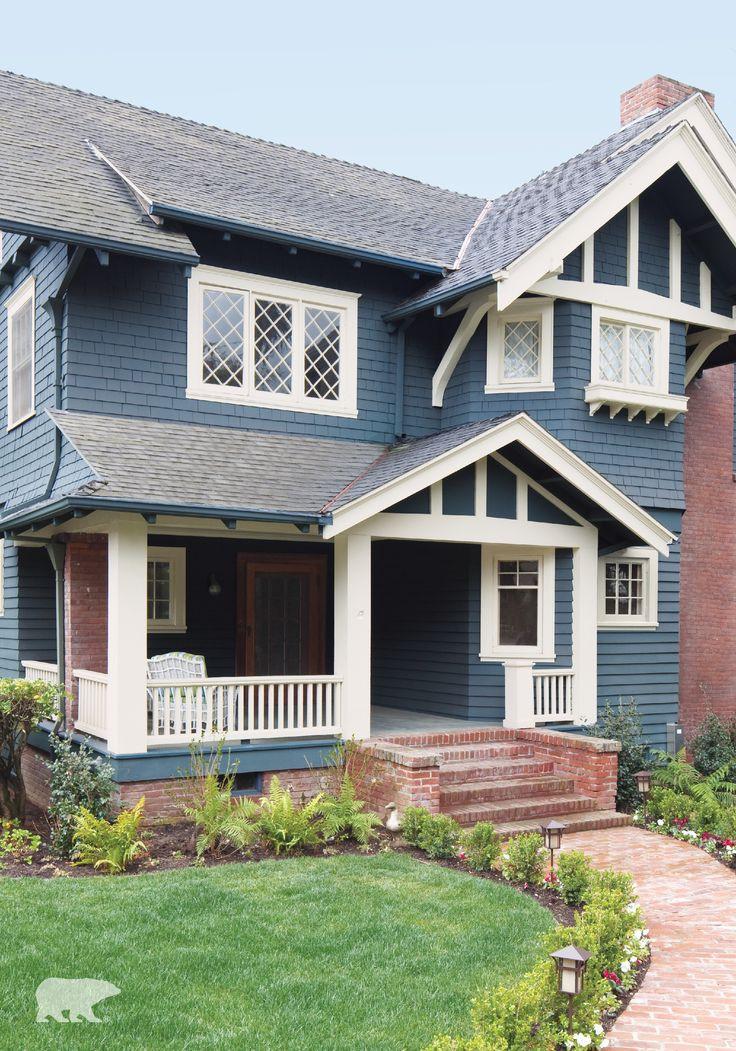 Best ideas about Behr Exterior Paint Colors . Save or Pin 39 best images about Exterior house colors on Pinterest Now.