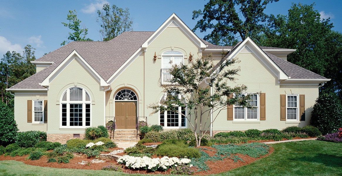 Best ideas about Behr Exterior Paint Colors . Save or Pin Ranch Style Home Paint & Inspiration Gallery Now.
