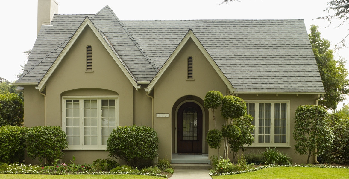 Best ideas about Behr Exterior Paint Colors . Save or Pin Neutral Paint Color Image & Inspiration Gallery Now.
