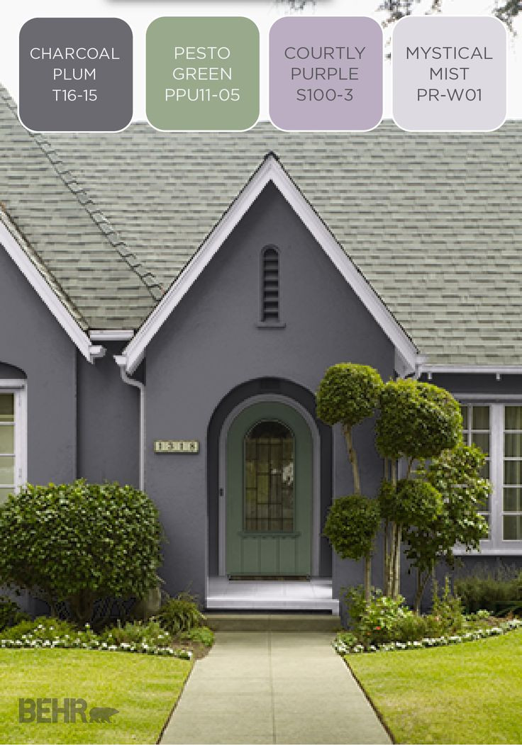 Best ideas about Behr Exterior Paint Colors . Save or Pin 104 best BEHR 2016 Color Trends images on Pinterest Now.