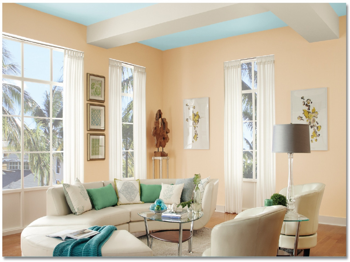 Best ideas about Behr Interior Paint Colors . Save or Pin 26 Behr Paint Ideas For Living Rooms Living Room New Now.