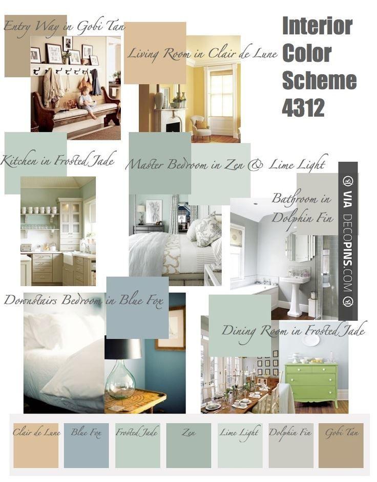 Best ideas about Behr Interior Paint Colors . Save or Pin 17 Best ideas about Behr Paint Colors on Pinterest Now.