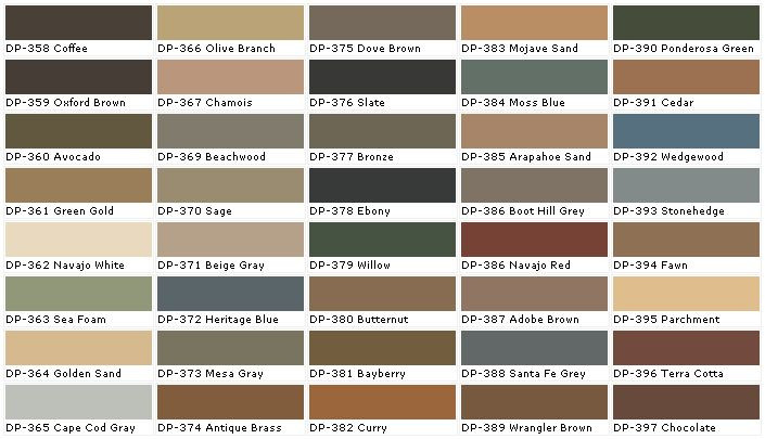 Best ideas about Behr Paint Colors Chart . Save or Pin Ideas For Exterior House Colors Exterior Designs Now.