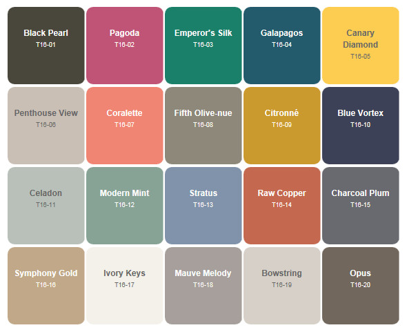 Best ideas about Behr Paint Colors Chart . Save or Pin behr interior colors Now.