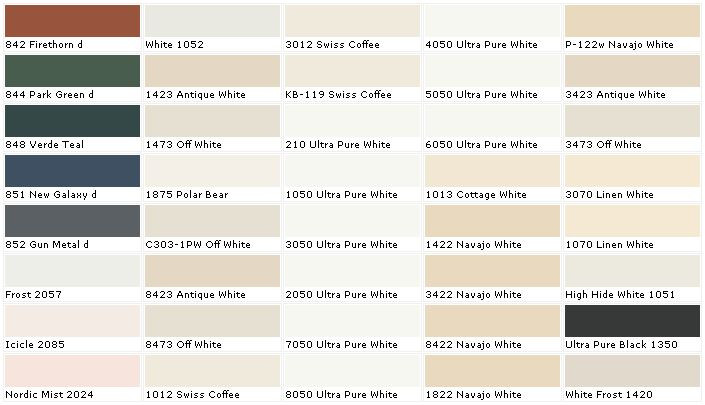 Best ideas about Behr Paint Colors Chart . Save or Pin Behr Paints Behr Colors Behr Paint Colors Behr Now.