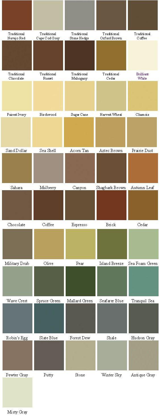 Best ideas about Behr Paint Colors Chart . Save or Pin Best 20 Behr deck paint ideas on Pinterest Now.
