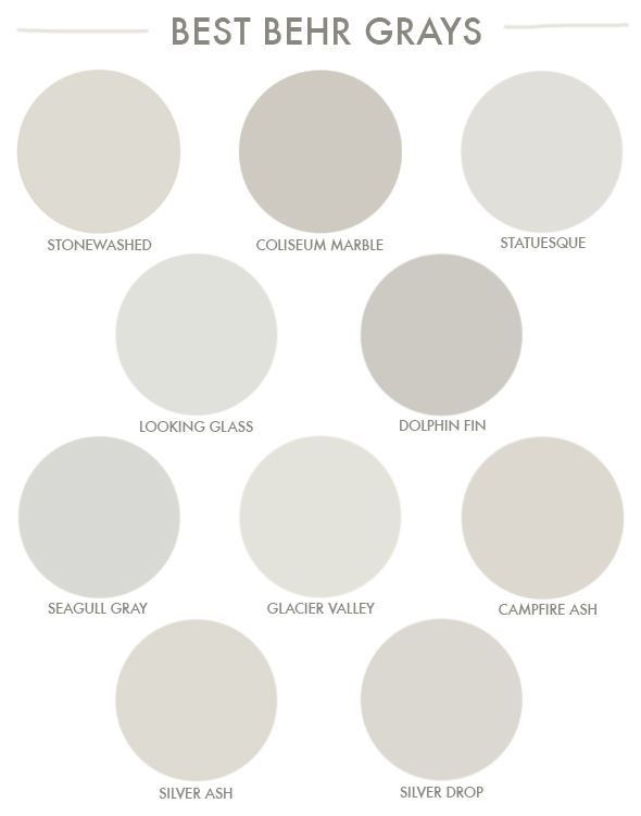 Best ideas about Behr Paint Colors Gray . Save or Pin Best 10 Behr ideas on Pinterest Now.