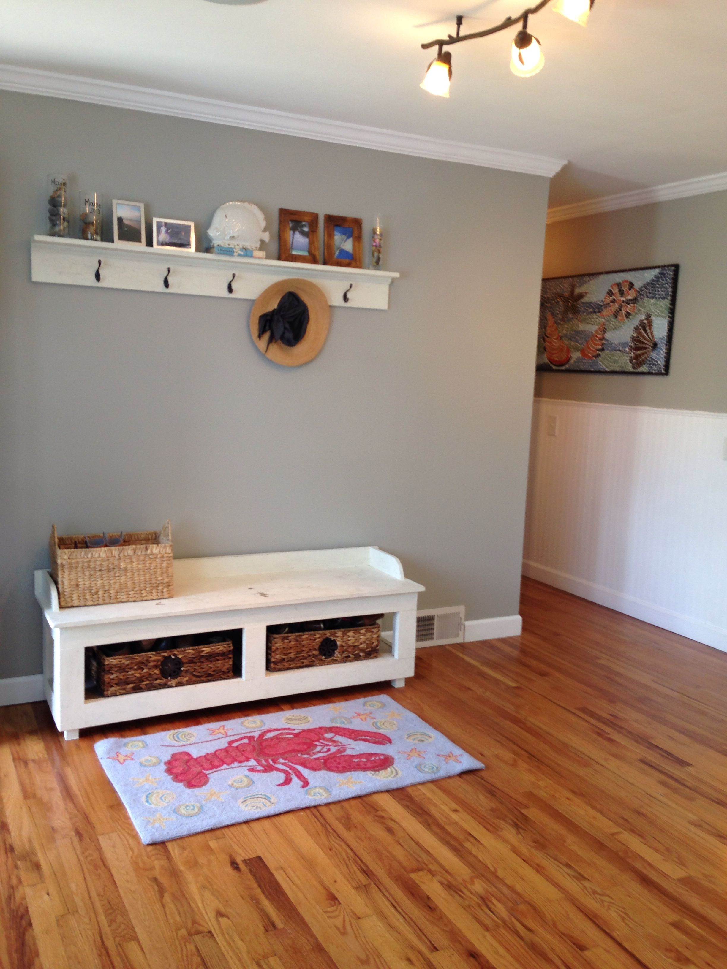 Best ideas about Behr Paint Colors Gray . Save or Pin Graceful gray Behr A great neutral gray Now.