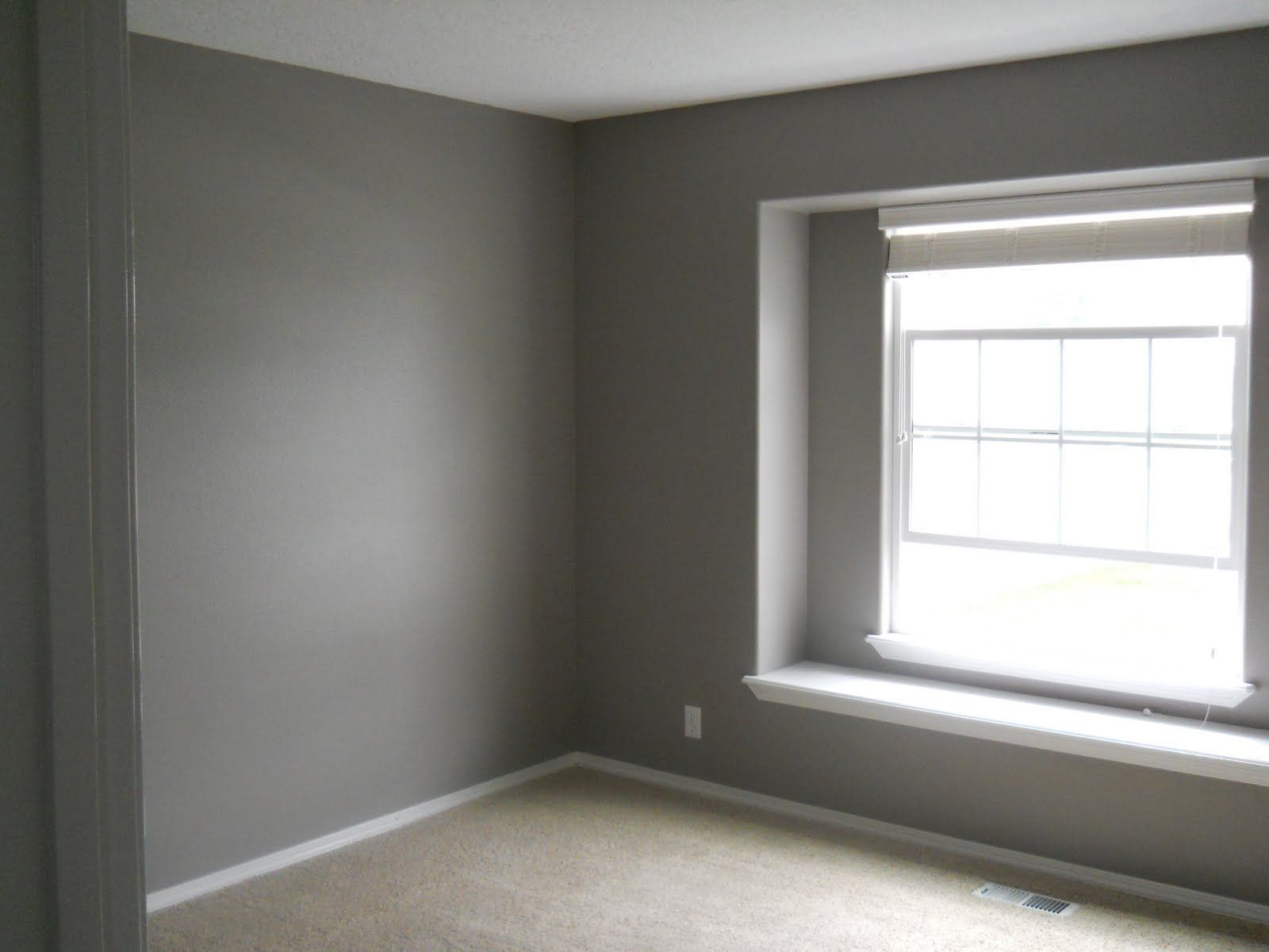 Best ideas about Behr Paint Colors Gray . Save or Pin behr fashion gray for the master bedroom or the living Now.
