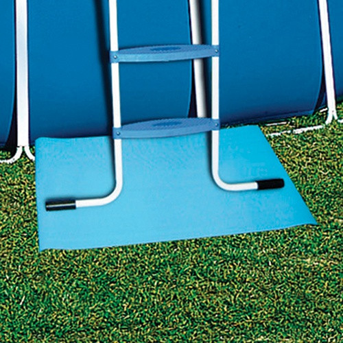 Best ideas about Best Above Ground Pool Pad . Save or Pin Poolmaster Rubber Ladder Pad for Swimming Pools 24W x Now.