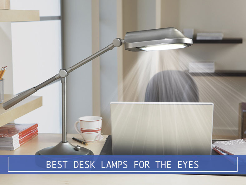 Best ideas about Best Desk Lamp For Eyes . Save or Pin 5 Best Rated Desk Lamps to Ease Stress on Eyes in 2018 Now.