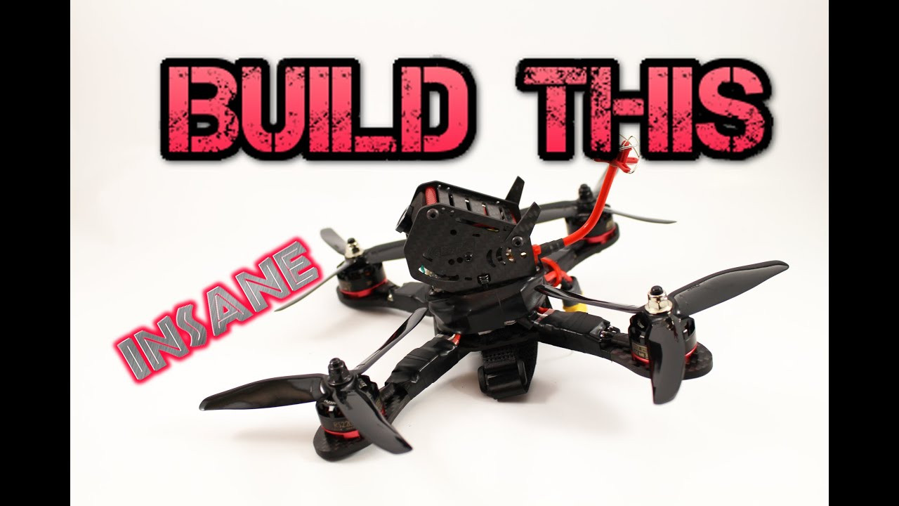 Best ideas about Best DIY Drone Kit . Save or Pin DIY How to build a Racing drone quadcopter Full Kit Now.