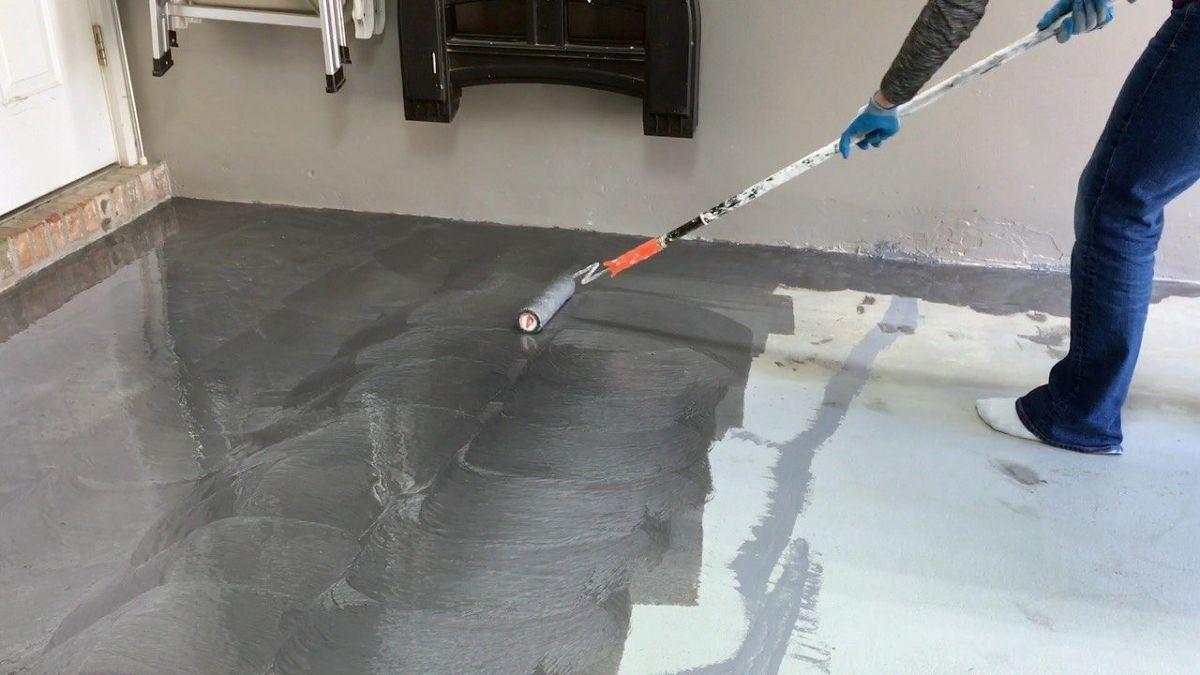 Best ideas about Best DIY Garage Floor Coating . Save or Pin Hometalk Now.